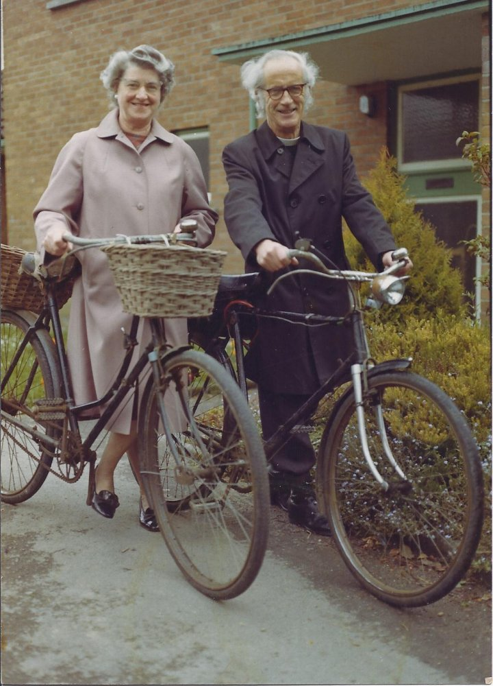 Rev. James and Mrs Connie West (1956-1981)